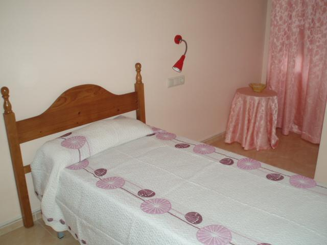 Dormitorio - Apartamento en alquiler de temporada en calle Rifeños, Caravaca de la Cruz - 88724057