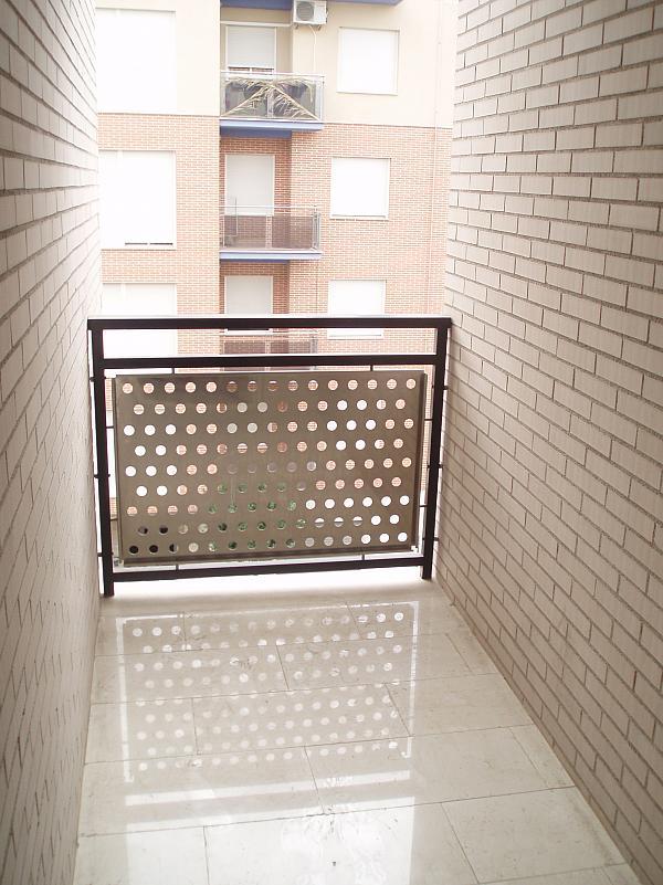 Balcón - Piso en alquiler en calle Maestro Juan Saravia, Caravaca de la Cruz - 205388049