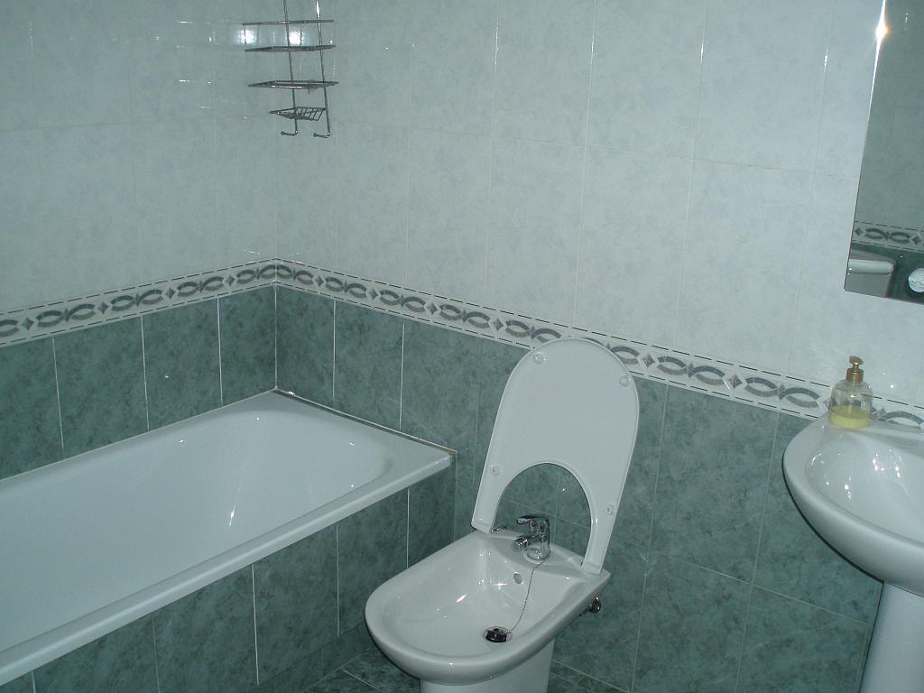Baño - Piso en alquiler en calle Maestro Juan Saravia, Caravaca de la Cruz - 205388073