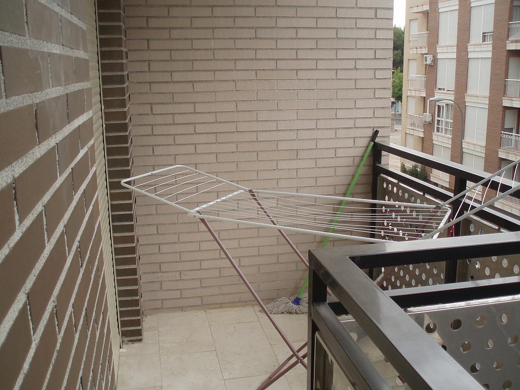 Balcón - Piso en alquiler en calle Maestro Juan Saravia, Caravaca de la Cruz - 205388115