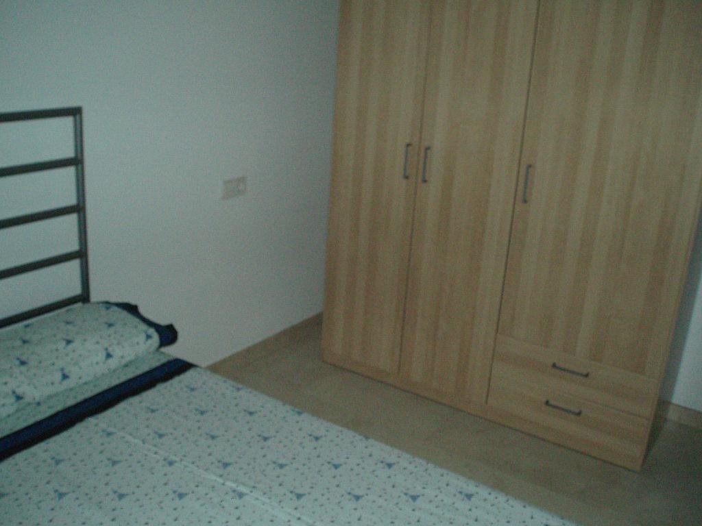 Dormitorio - Piso en alquiler en calle Maestro Juan Saravia, Caravaca de la Cruz - 205388136