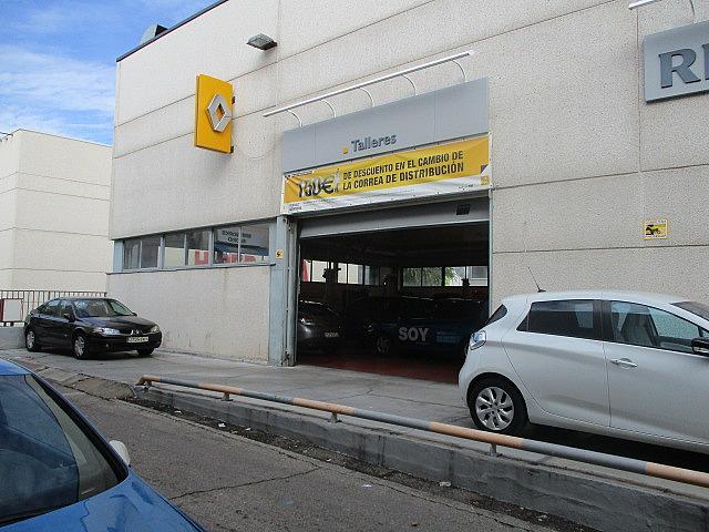 Nave industrial en alquiler en calle Caboi Rufino Lázaro, Poligono Industrial Europolis en Rozas de Madrid (Las) - 274701121