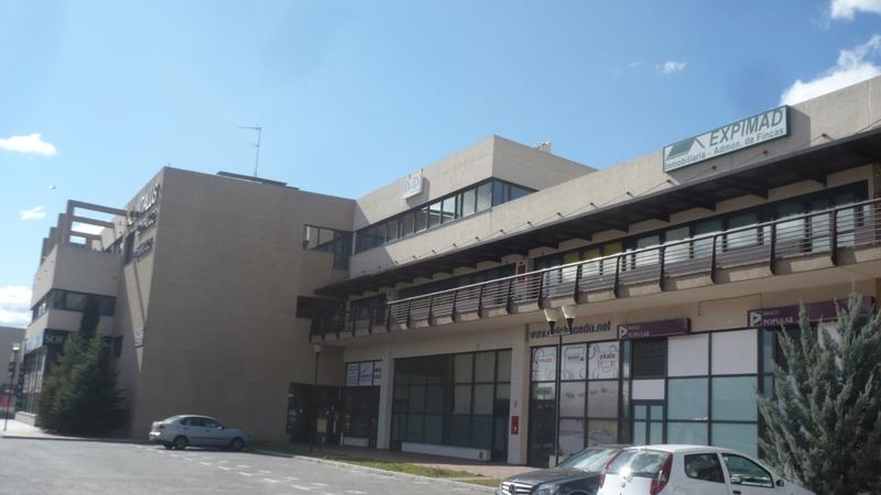 Oficina en alquiler en calle Copenhague, Rozas de Madrid (Las) - 121915640