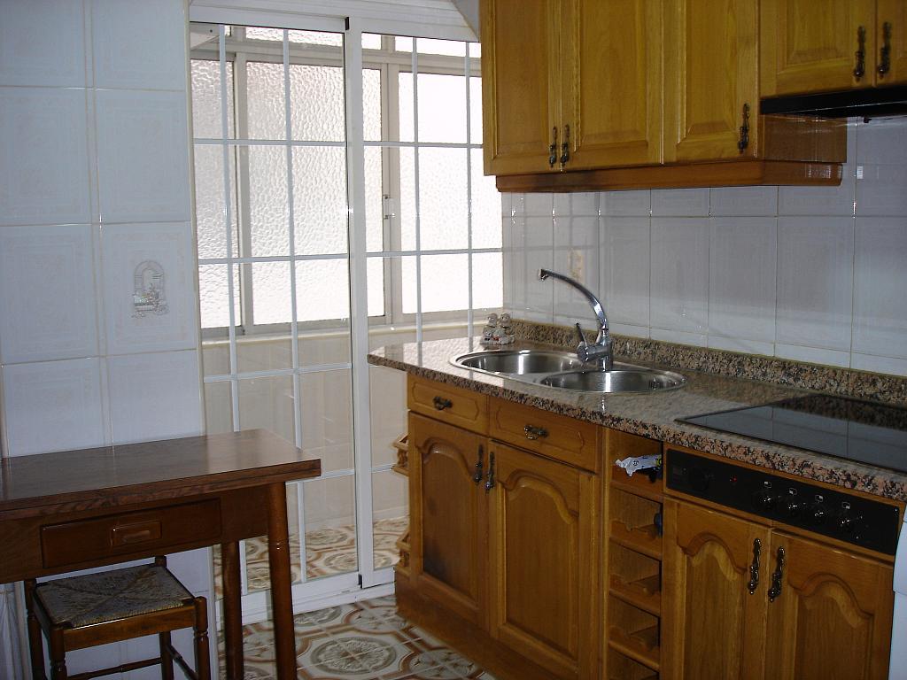 Cocina - Piso en alquiler en calle Juventino Nieto Blanco, Talavera de la Reina - 288280038