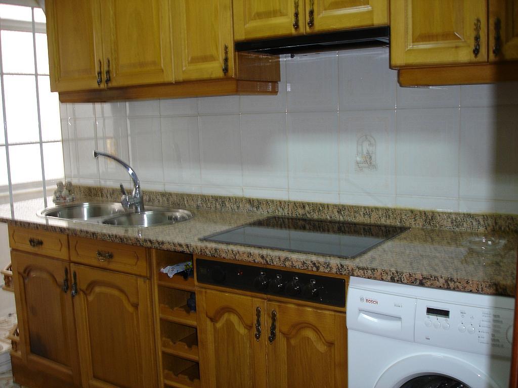 Cocina - Piso en alquiler en calle Juventino Nieto Blanco, Talavera de la Reina - 288280057