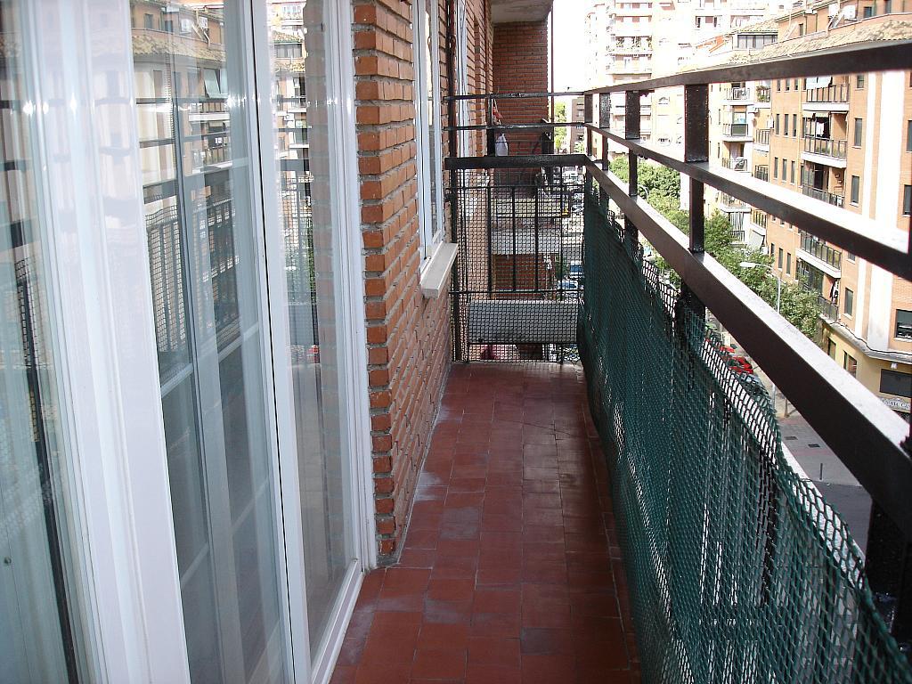 Terraza - Piso en alquiler en calle Juventino Nieto Blanco, Talavera de la Reina - 288280130