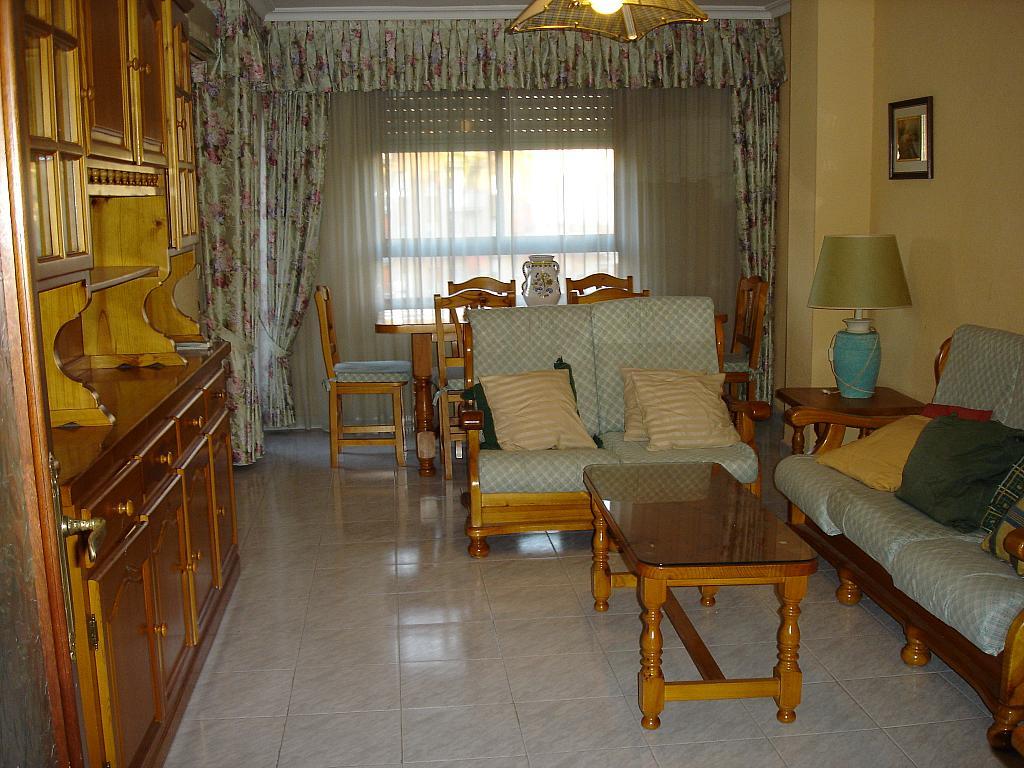 Salón - Piso en alquiler en calle Nuestra Señora de la Piedad, Talavera de la Reina - 315292742