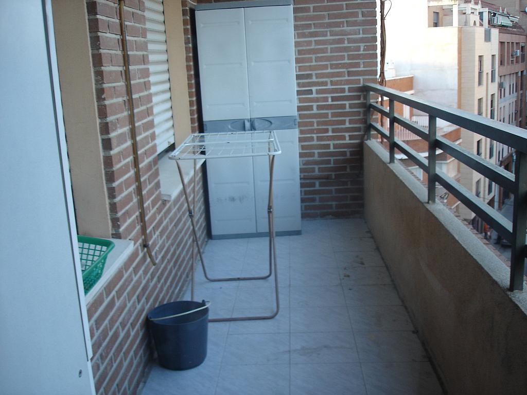 Terraza - Piso en alquiler en calle Nuestra Señora de la Piedad, Talavera de la Reina - 315292743
