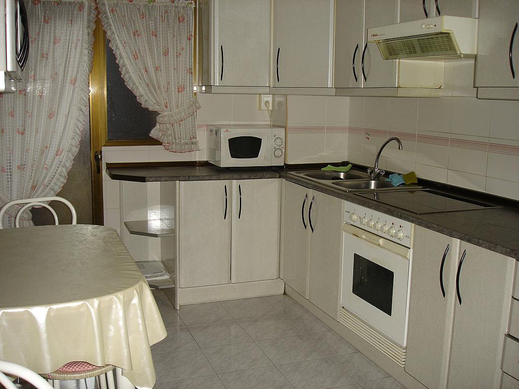 Cocina - Piso en alquiler en calle Nuestra Señora de la Piedad, Talavera de la Reina - 315292794