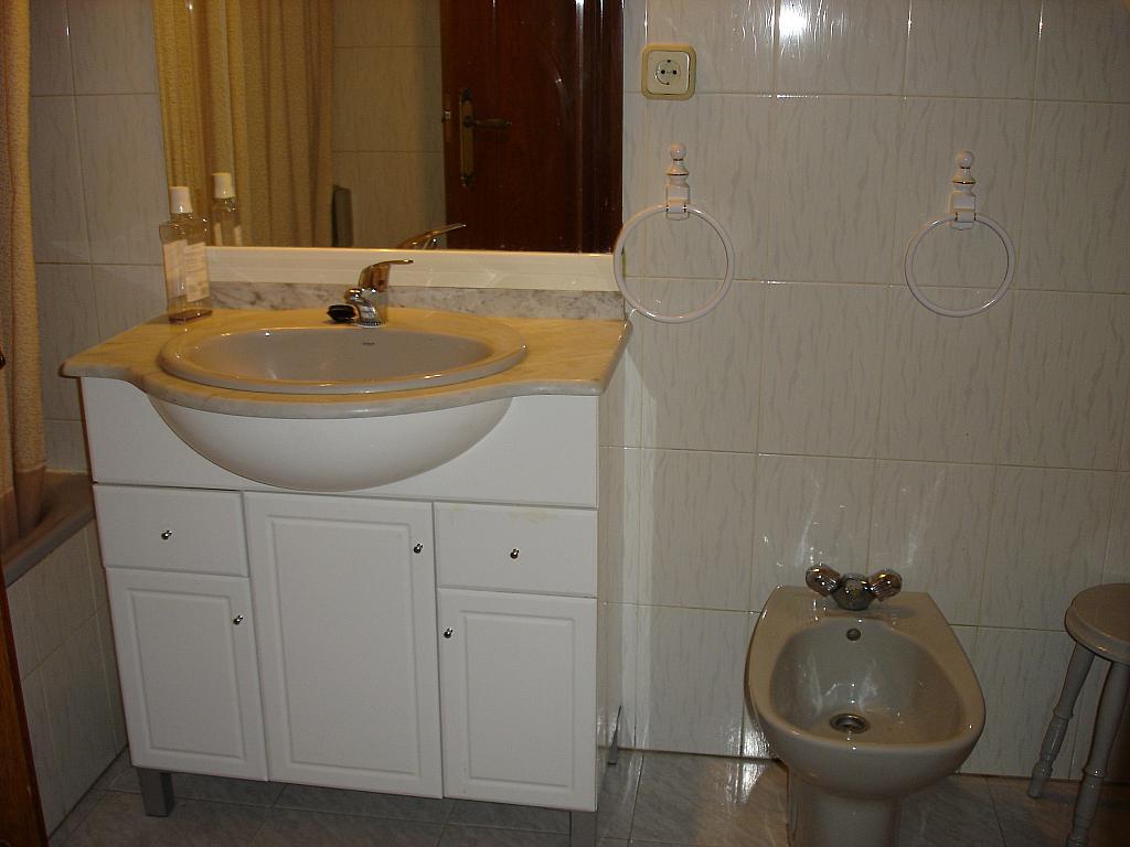 Baño - Piso en alquiler en calle Nuestra Señora de la Piedad, Talavera de la Reina - 315292837