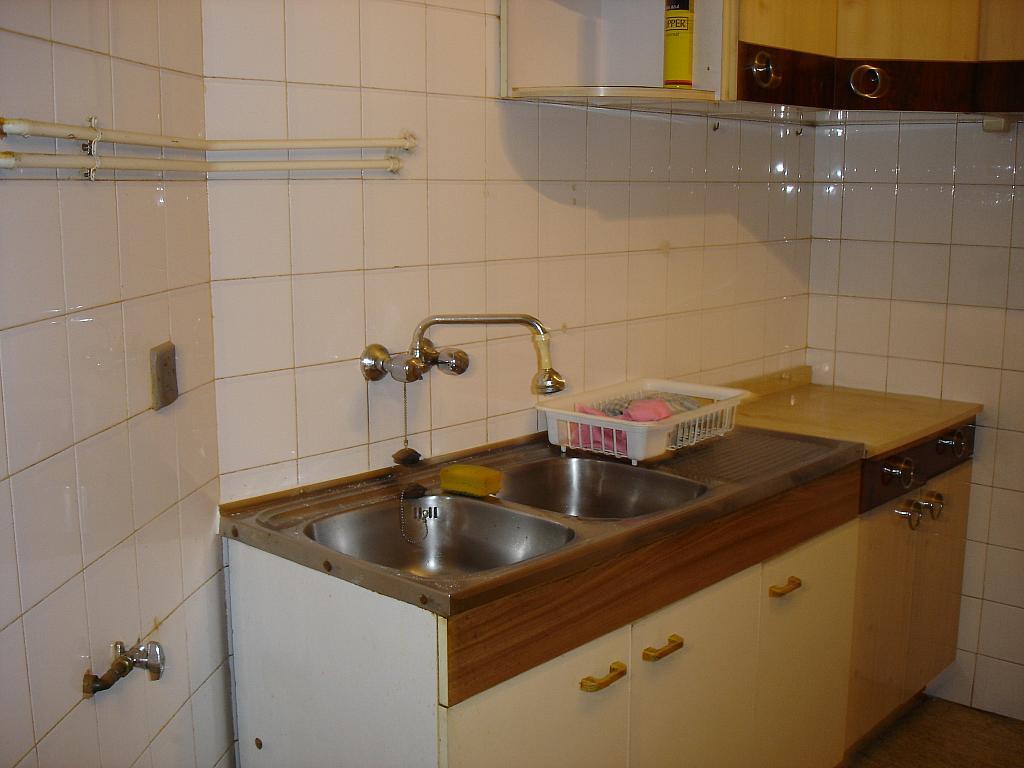 Cocina - Piso en alquiler en calle Matadero, Talavera de la Reina - 316338385