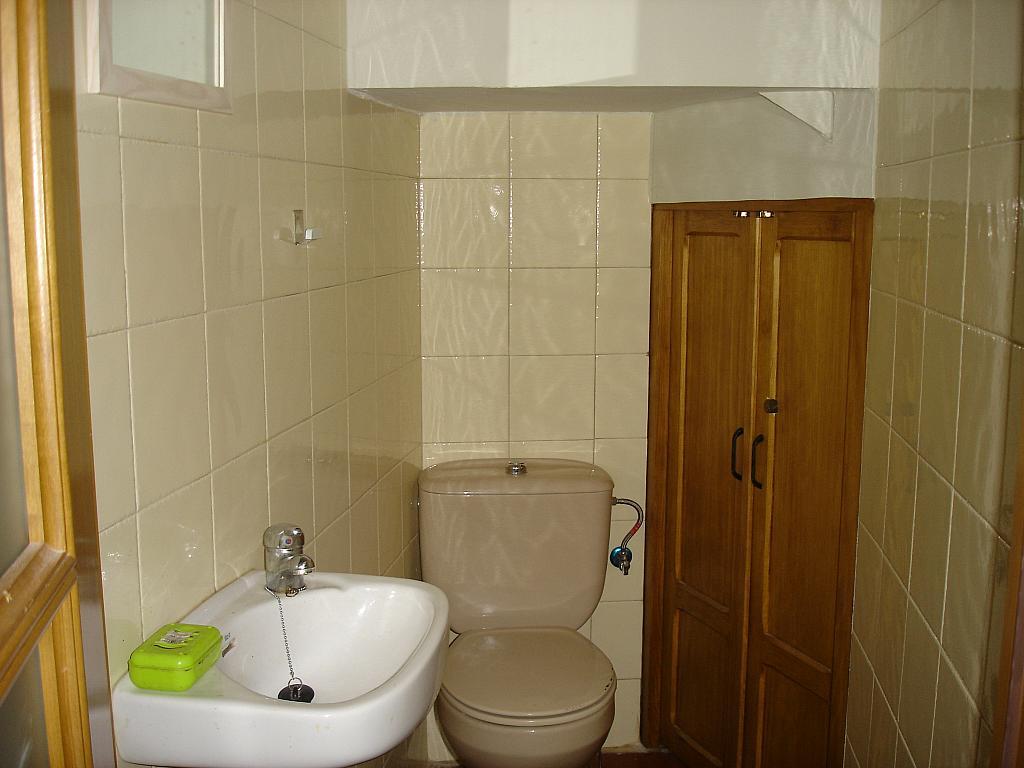 Baño - Local comercial en alquiler en calle Rio Tajo, Talavera de la Reina - 331622484