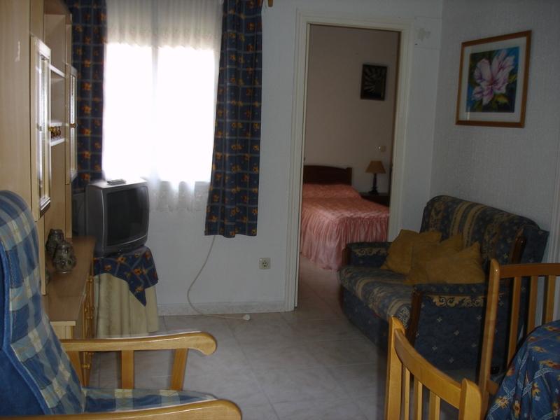 Salón - Piso en alquiler en calle Carretas, Talavera de la Reina - 117757840
