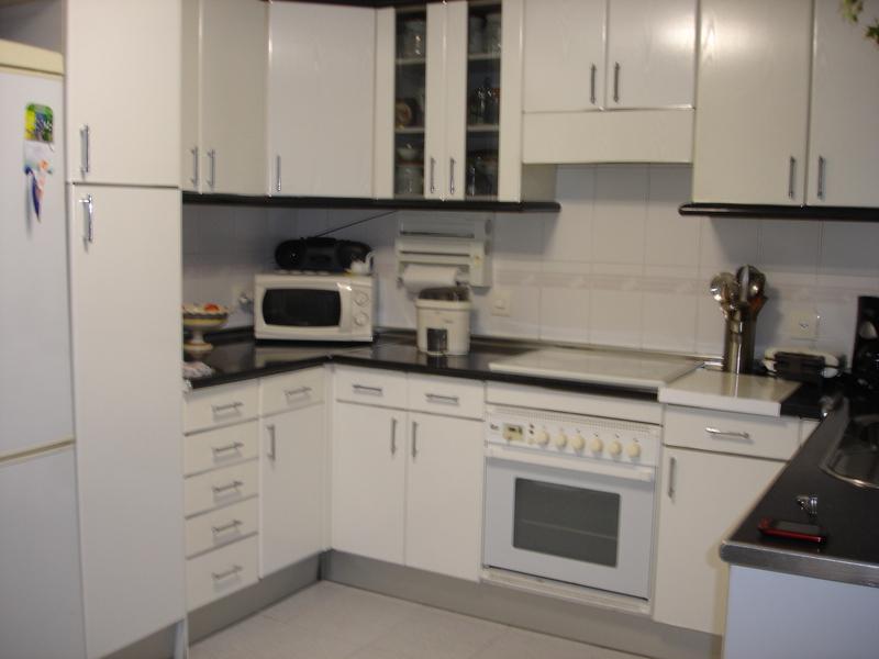 Cocina - Piso en alquiler en calle Paseo Estación, Talavera de la Reina - 123253498