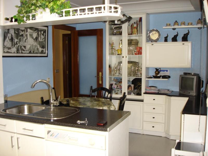 Cocina - Piso en alquiler en calle Paseo Estación, Talavera de la Reina - 123253501