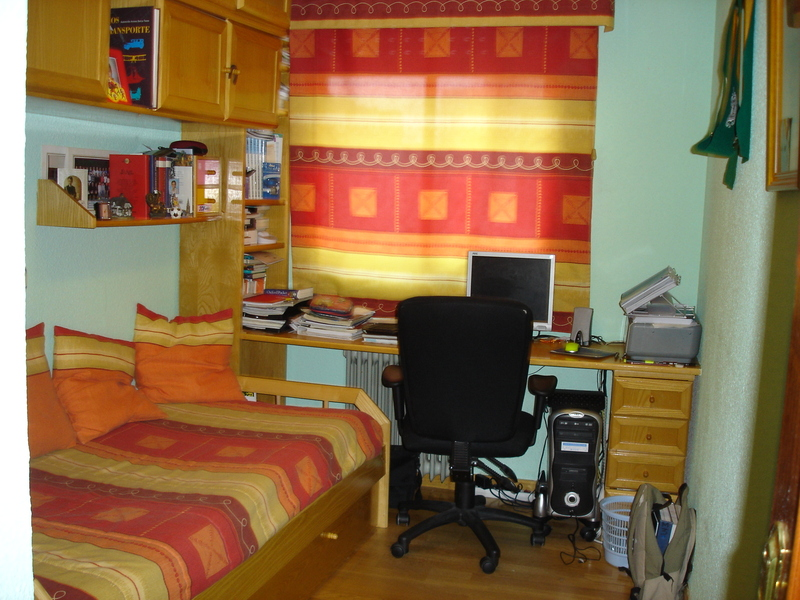 Dormitorio - Piso en alquiler en calle Paseo Estación, Talavera de la Reina - 123253502