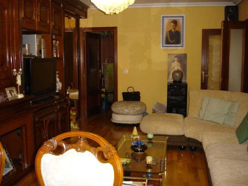 Salón - Piso en alquiler en calle Paseo Estación, Talavera de la Reina - 123253504