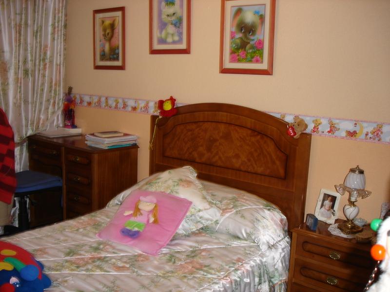 Dormitorio - Piso en alquiler en calle Paseo Estación, Talavera de la Reina - 123253505