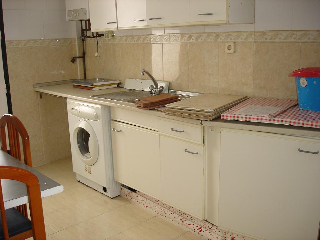 Cocina - Piso en alquiler en calle Ramon y Cajal, Talavera de la Reina - 198236161