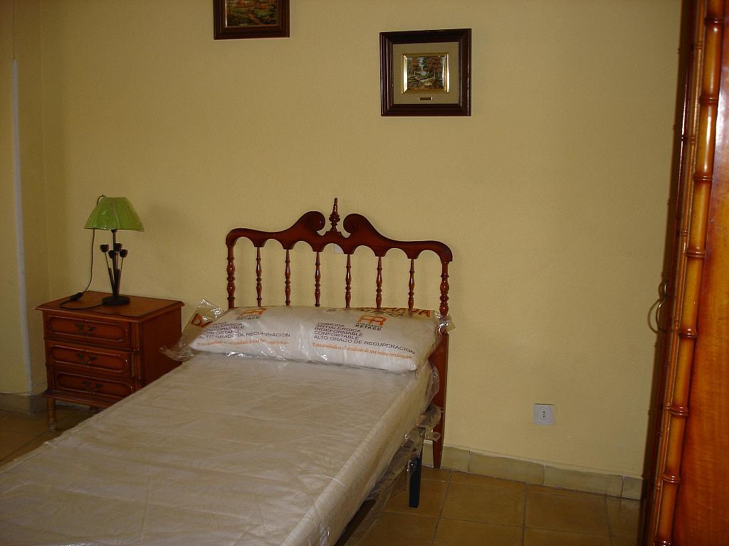 Dormitorio - Piso en alquiler en calle Ramon y Cajal, Talavera de la Reina - 198236731