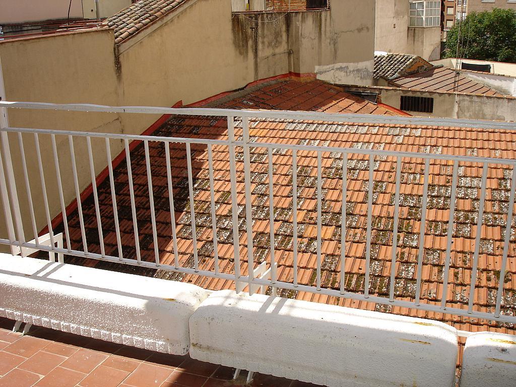 Terraza - Piso en alquiler en calle Ramon y Cajal, Talavera de la Reina - 198236737
