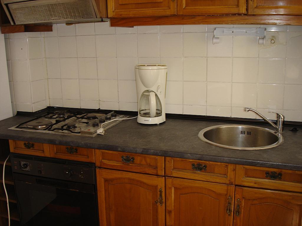 Cocina - Piso en alquiler en calle Ramon y Cajal, Talavera de la Reina - 198236858