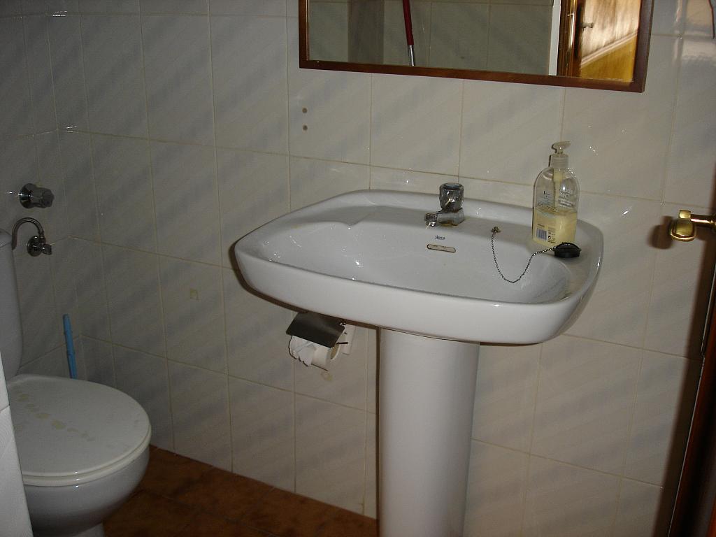 Baño - Despacho en alquiler en calle Fidel Martín Ines, Talavera de la Reina - 208291141