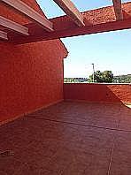 Terraza - Casa adosada en alquiler en calle Canteres, Serra - 299268697