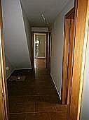 Pasillo - Casa adosada en alquiler en calle Canteres, Serra - 299268707