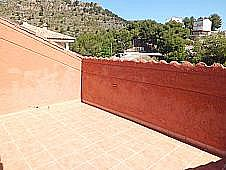 Terraza - Casa adosada en alquiler en calle Canteres, Serra - 299268738