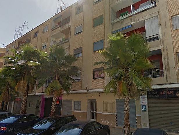 Fachada - Piso en alquiler en calle Rambleta, Barrio de la Rambleta en Catarroja - 313882697