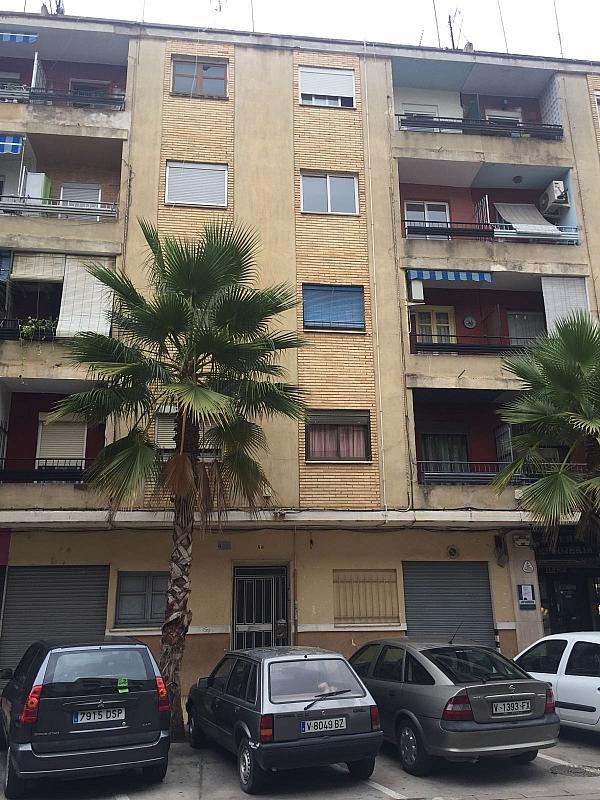 Fachada - Piso en alquiler en calle Rambleta, Barrio de la Rambleta en Catarroja - 333468980