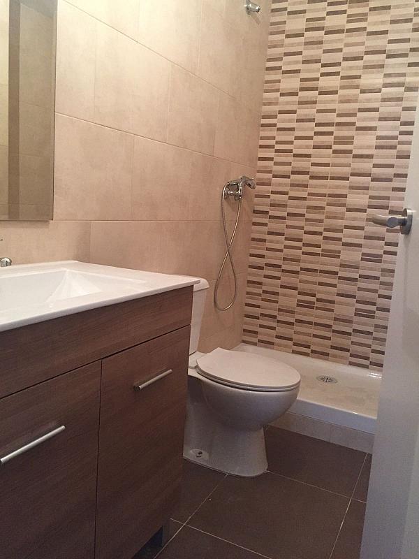 Baño - Piso en alquiler en calle Rambleta, Barrio de la Rambleta en Catarroja - 333468982