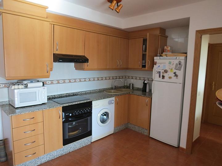 Cocina - Apartamento en alquiler en Raco de Mar-Playa de Canet en Canet d´En Berenguer - 316744487