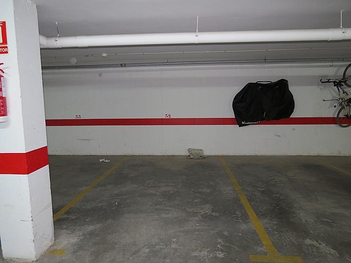 Garaje - Apartamento en alquiler en Raco de Mar-Playa de Canet en Canet d´En Berenguer - 316744499