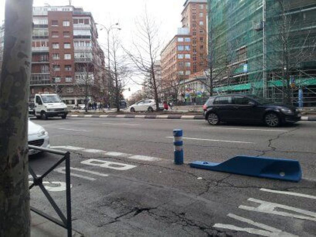 Local comercial en alquiler en Guindalera en Madrid - 344589496