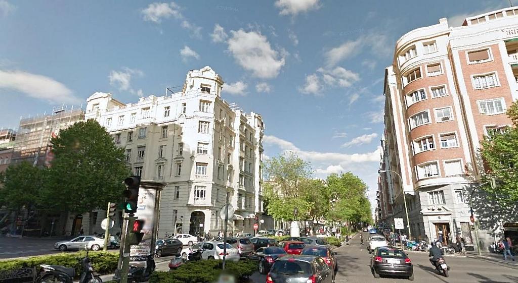 Ático en alquiler en Castellana en Madrid - 383320419