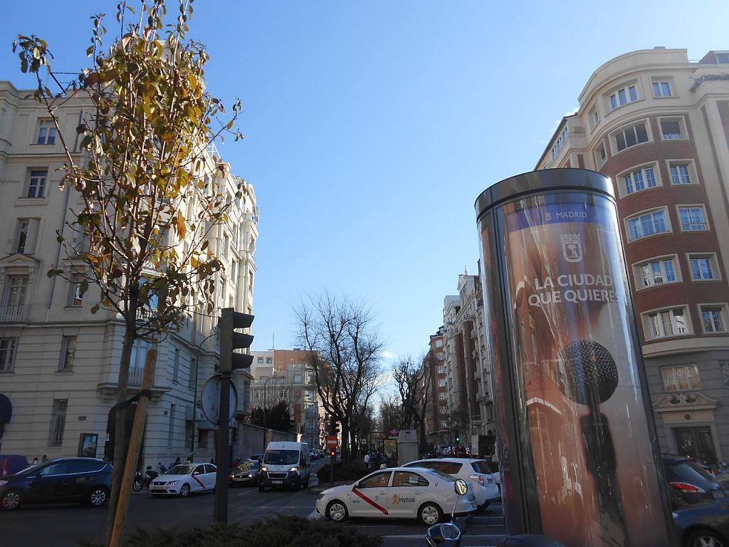 Ático en alquiler en Castellana en Madrid - 387630929