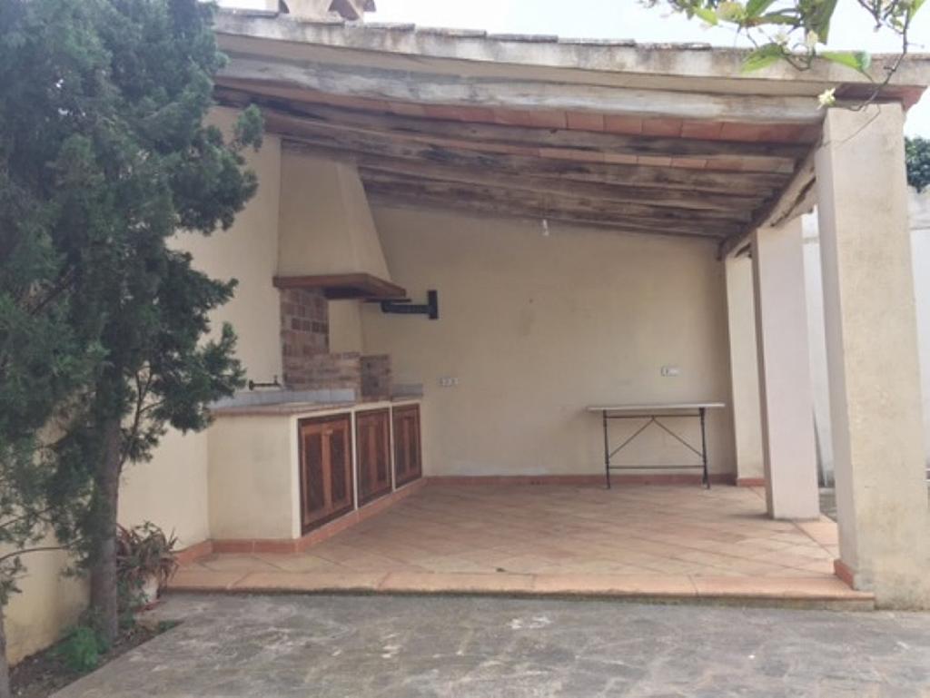 Casa en alquiler de temporada en calle Francesc Xavier Ballester, Campos - 282805792