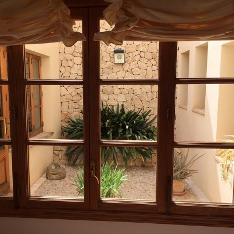 Casa en alquiler de temporada en calle Francesc Xavier Ballester, Campos - 282805797