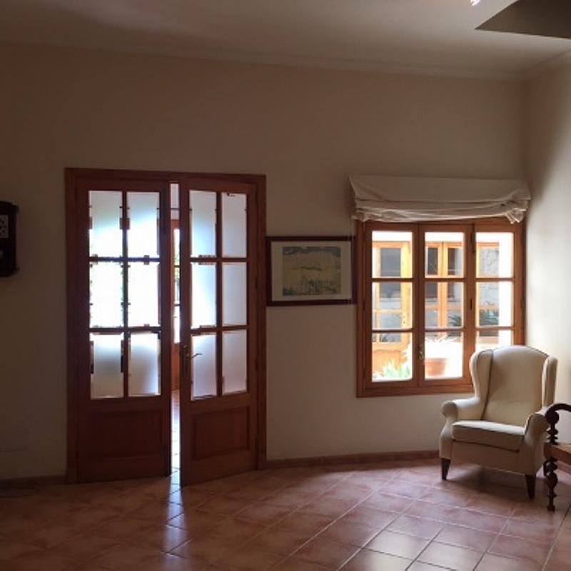 Casa en alquiler de temporada en calle Francesc Xavier Ballester, Campos - 282805799