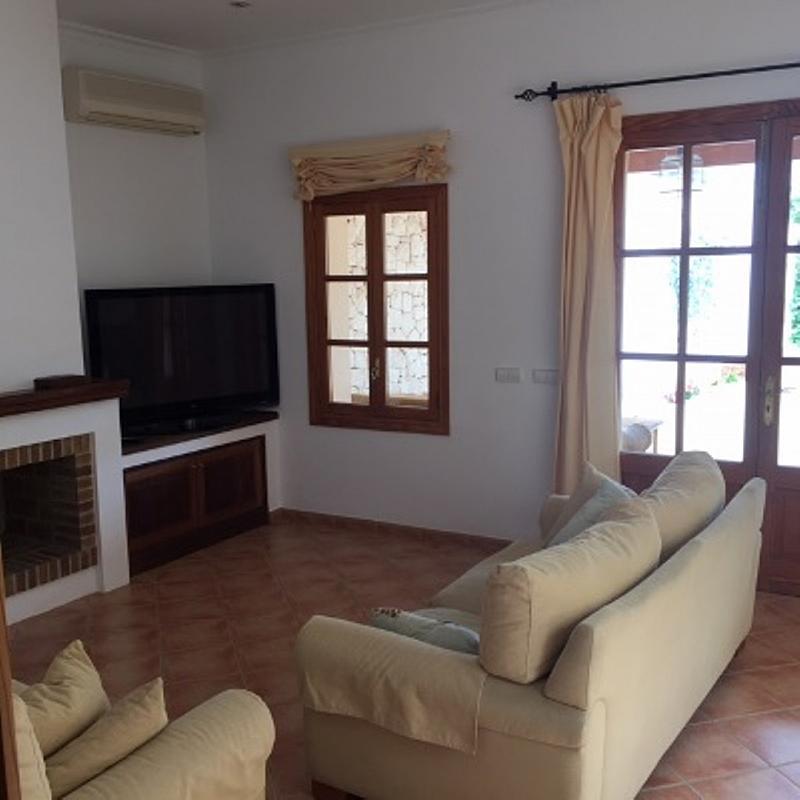 Casa en alquiler de temporada en calle Francesc Xavier Ballester, Campos - 282805805