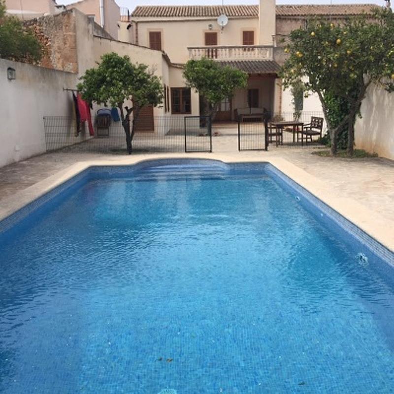 Casa en alquiler de temporada en calle Francesc Xavier Ballester, Campos - 282805827