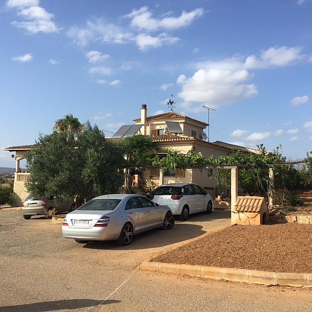 Finca rústica en alquiler en carretera Santanyi, Campos - 300502508