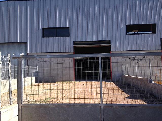 Nave industrial en alquiler en calle Cami Vell de Ciuta, Campos - 157401368
