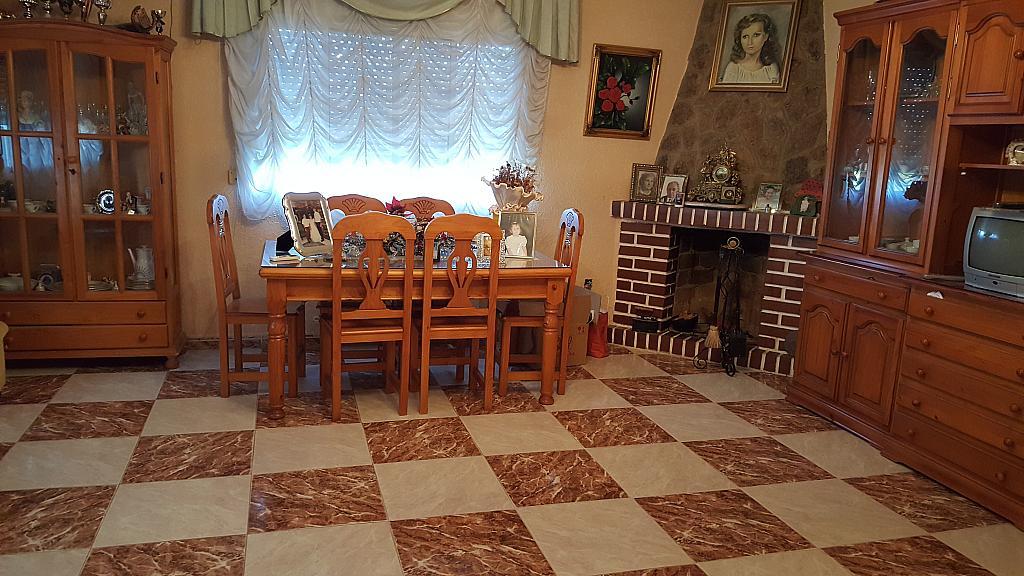 Salón - Chalet en alquiler en calle Avda Encinar, Urb. Encinar del Alberche en Villa del Prado - 325868190
