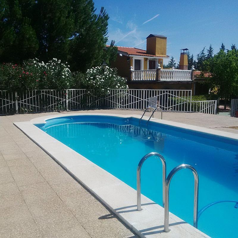 Fachada - Casa rural en alquiler de temporada en carretera Finca, Navalcarnero - 209626591