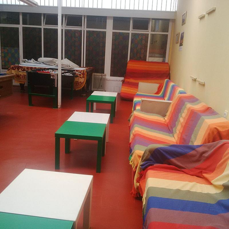 Salón - Casa rural en alquiler de temporada en carretera Finca, Navalcarnero - 209626594