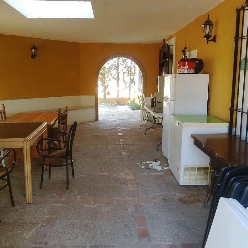 Patio delantero - Casa rural en alquiler de temporada en carretera Finca, Navalcarnero - 209626612