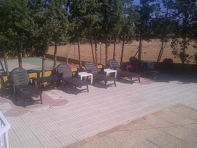 Jardín - Casa rural en alquiler de temporada en carretera Finca, Navalcarnero - 221041583